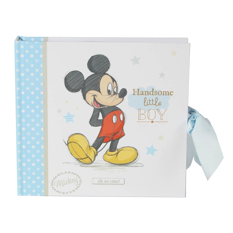 Bébé Garçon Disney Mickey Mouse Album photo Disney Baby