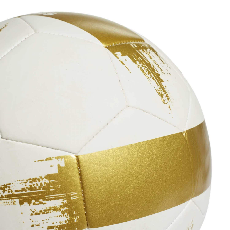 adidas Bal/ón Epp II Blanco//Oro DY2511