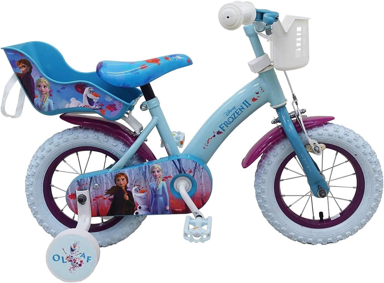 12 pulgadas bicicleta infantil Frozen bicicleta Triciclo Disney ...