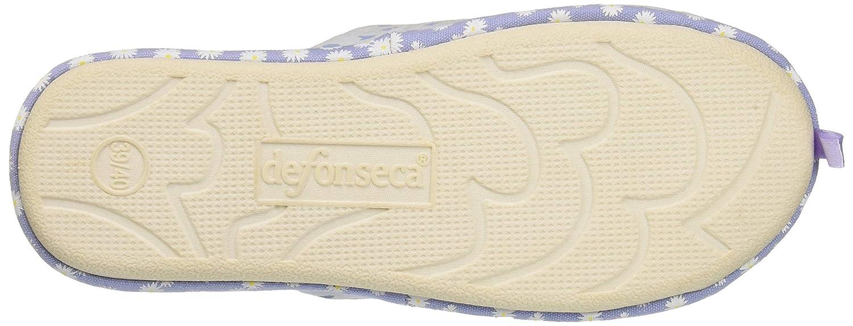 de fonseca Roma Top W504 Pantofole Aperte sul Retro Donna