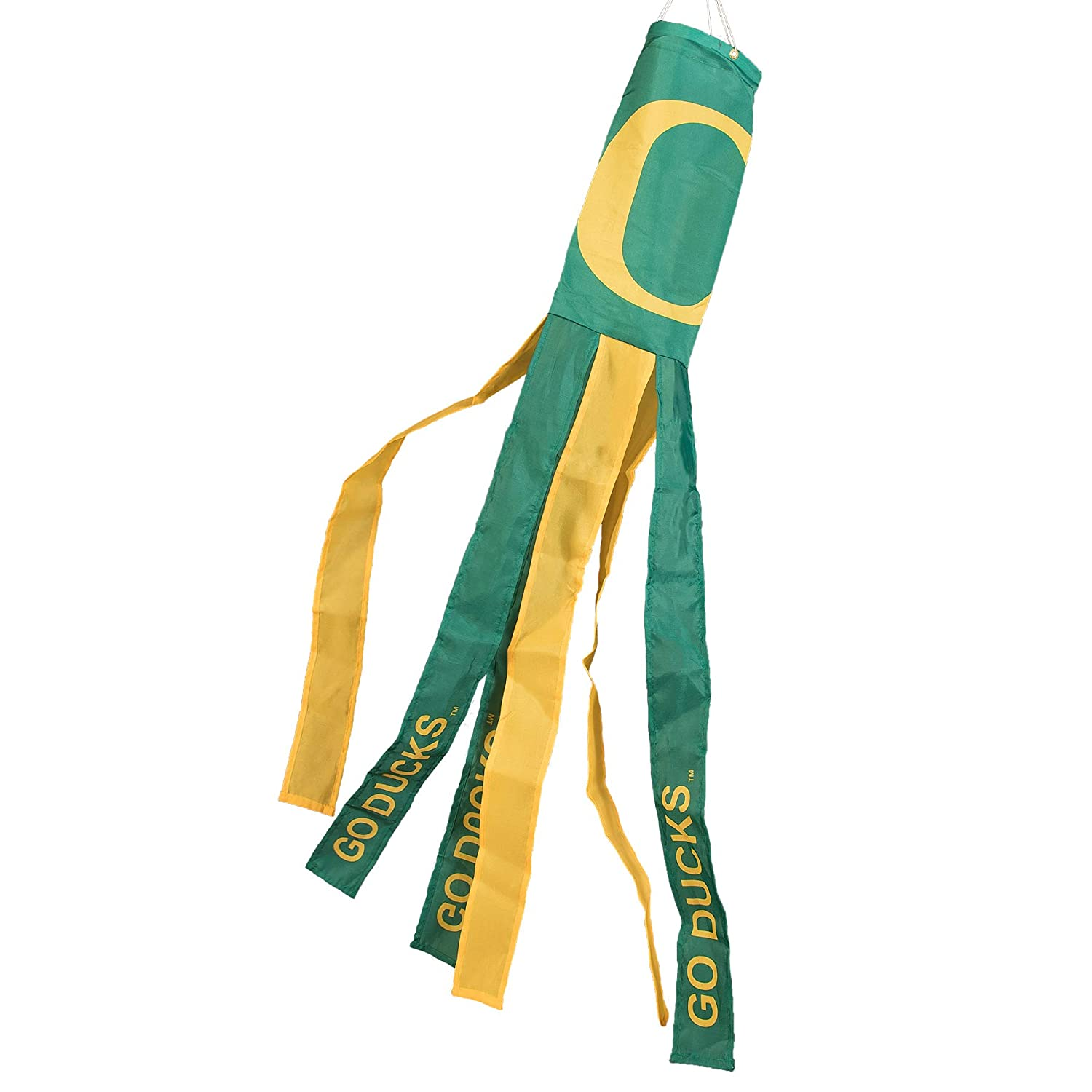 College Flags and Banners Co Oregon Ducks Windsock