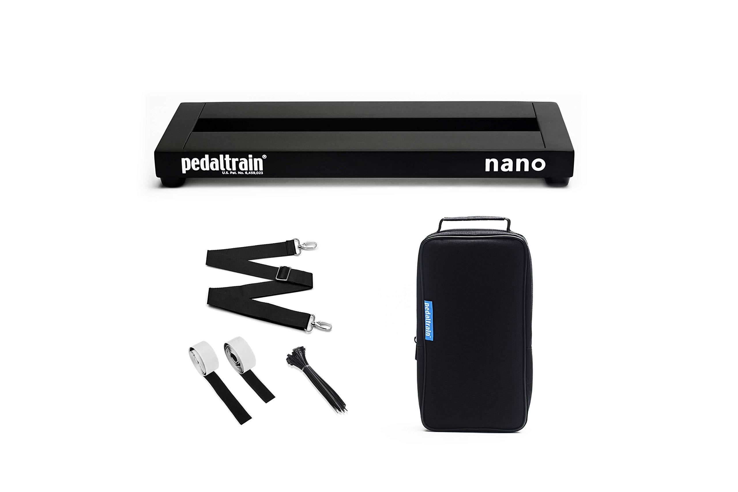 Pedaltrain Nano PT-Nano-SC by Pedaltrain