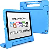 Cooper Dynamo [Rugged Kids Case] Protective Case for iPad Pro 12.9 1st 2nd Generation 2015 2017 | Child Proof Cover with…