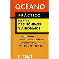 Diccionario Océano práctico de sinónimos y antónimos