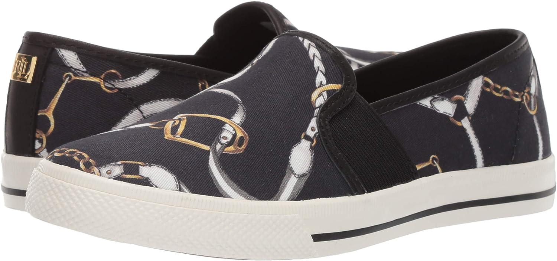 Ralph Lauren Women's Jinny Sneaker   Shoes