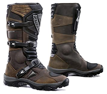 Amazon.com: Forma Adventure Off-Road Motorcycle Boots (Brown, Size ...