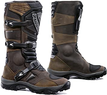 Black, Size 12 US//Size 46 Euro Forma Unisex-Adult Adventure Low Boots