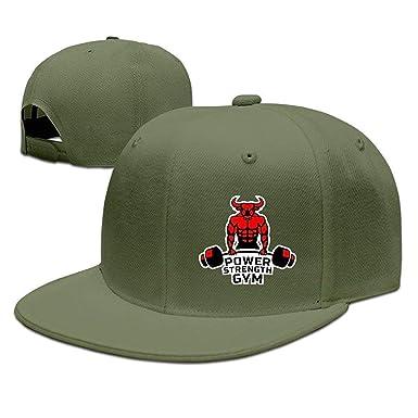 Gorras de béisbol Divertidas Sombreros Cricket Raise The Bar ...
