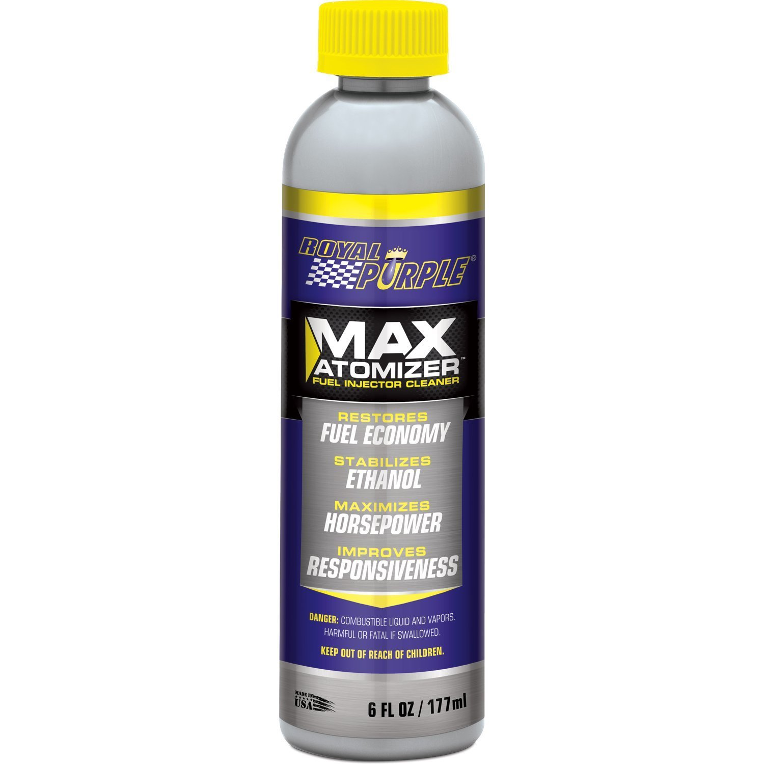 Royal Purple 18000 Max Atomizer Fuel Injector Cleaner - 6 oz. (12) by Royal Purple