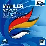 Mahler : Symphonie n°3. Honeck.