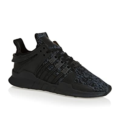 innovative design 2535d 45d35 adidas Unisex Kids EQT Support Adv J Fitness Shoes, Black Negbas 000, 4UK