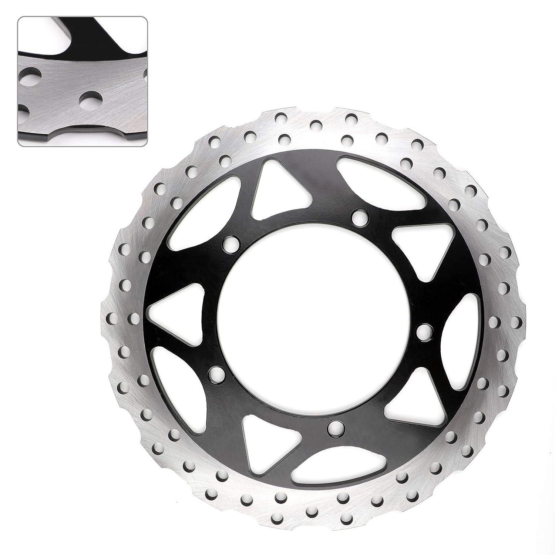 Areyourshop Rotor de disco de freno delantero para Ka-wa-sa ...
