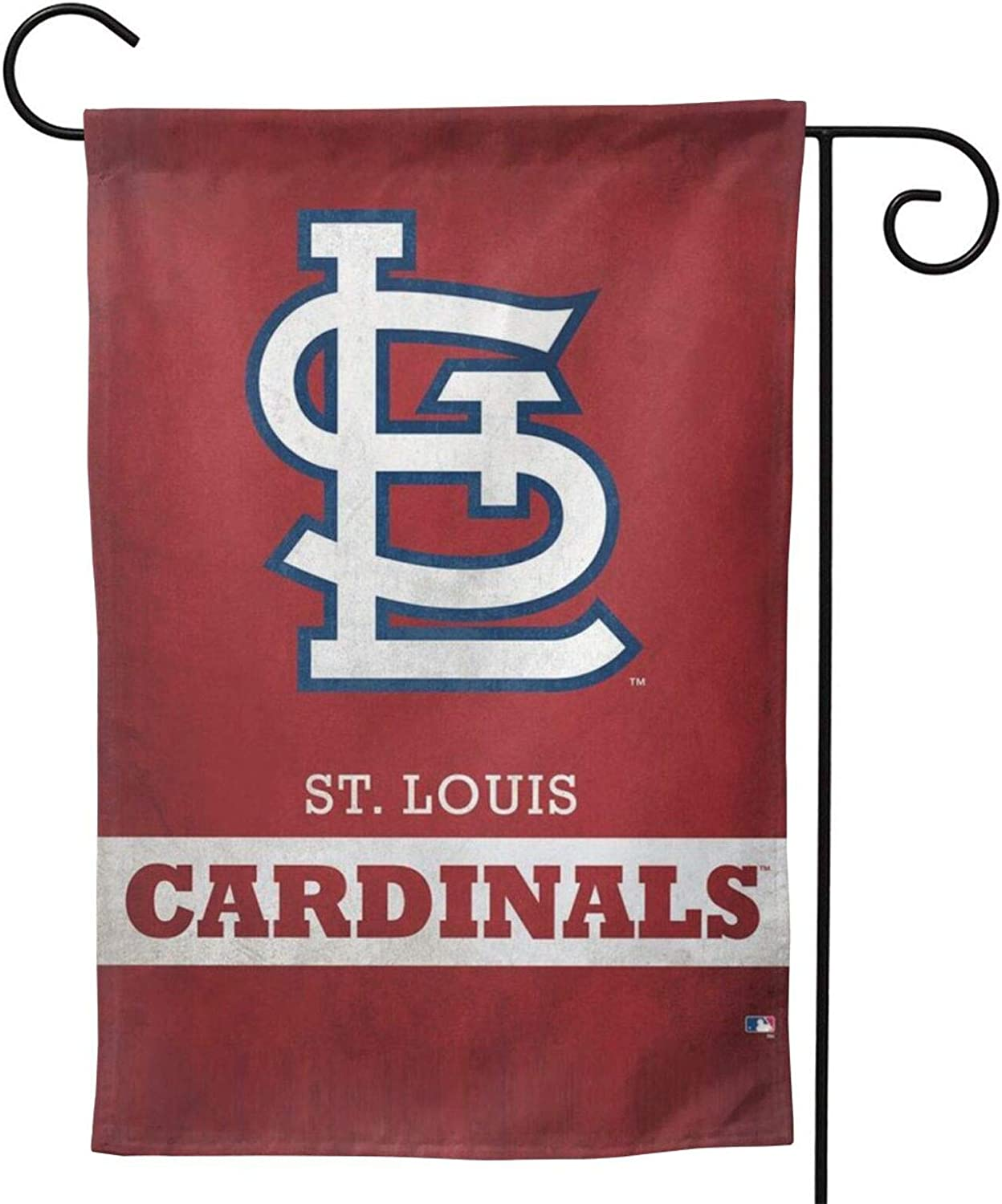 "Stockdale St. Louis Cardinals Garden Flag Autumn Garden Flag 28"" x40 for Lawn Garden Porch"