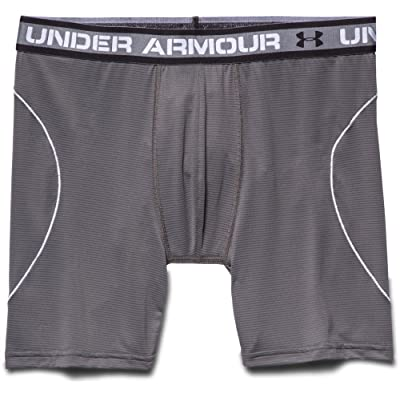 "Under Armour Men's Iso-Chill Mesh 6"" Boxerjock"