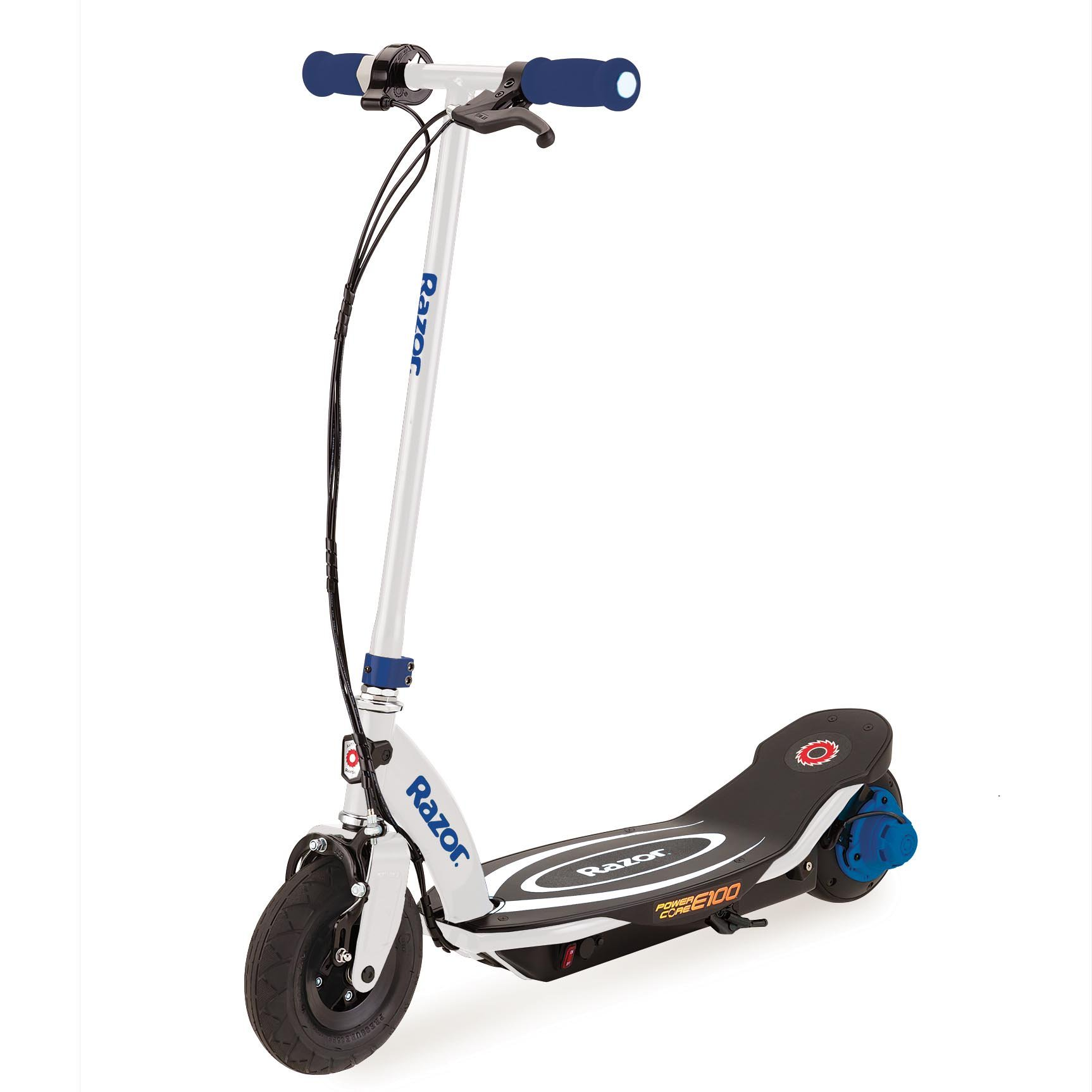Razor Power Core E100 Electric Scooter, Blue by Razor