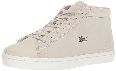 34ce786dc9eb25 Lacoste Men s Straightset SP CHUK 417 1 Sneaker Light Grey 7 M US