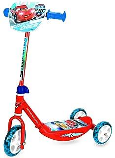 Smoby Cars - Patinete con 3 Ruedas 450141: Amazon.es ...