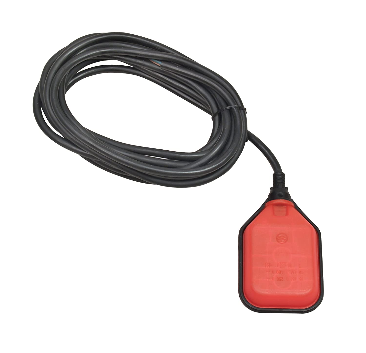 Madison M4189 Epdm Tilt Float Switch 8a Contact Rating 1 Bar Fire Inc Restaurant System Parts Ansulstyle Dpdt Microswitch Pressure 65 Cable Length Electronic Component Liquid Level Sensors