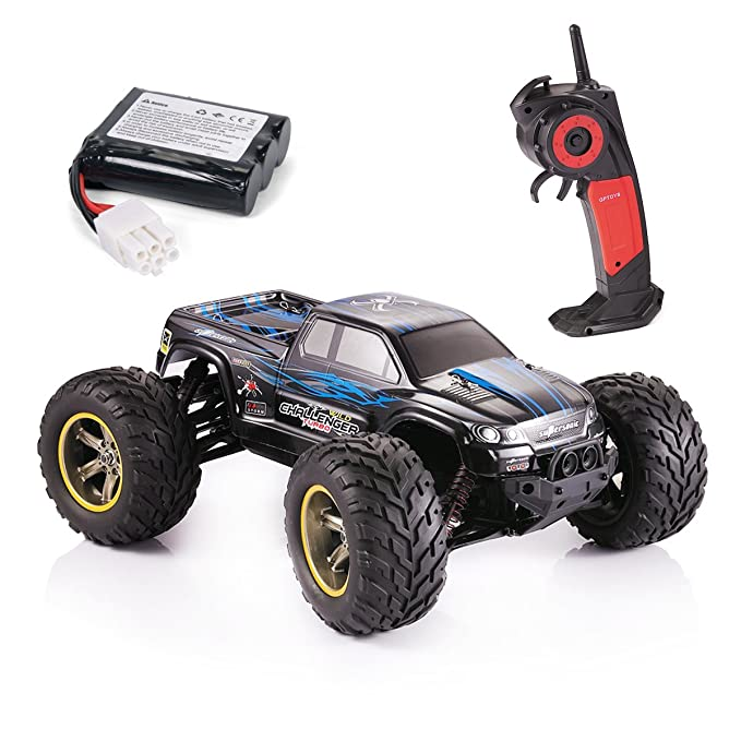 GPTOYS S911 2.4G 4CH RC Car Toy Remote Control Off Road Racer Supersonic  Explorer Monster High Speed Montain Car with 2 - Wheel Driven Electric  Racing ...