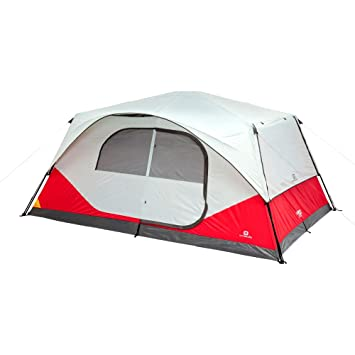 buy popular 8c42e 6859f Outbound Tent | Instant Pop up Tent for Camping with Carry Bag and Rainfly  | Perfect for Backpacking or The Beach | Dome & Cabin Tents, 5, 6, 8, and  ...