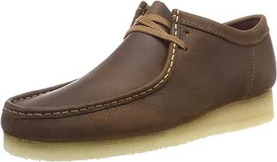 Clarks ORIGINALS Wallabee, Zapatos de Cordones Derby Hombre