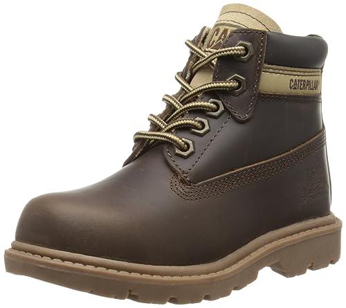 084737bb562081 Caterpillar Colorado Plus, Unisex Kids' Boots, Brown (Dark Beige), 11.5