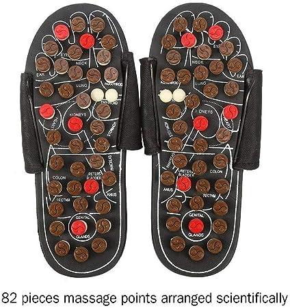Pantofole per Massaggio Ai Piedi,Massaggiatore per