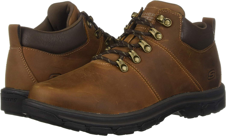 Skechers Men's Segment Venaro Ankle Boot: Za3b7