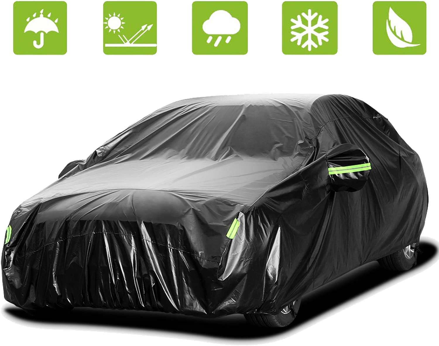QUALITY WATERPROOF CAR COVER VAUXHALL ASTRA 2017 ON HEAVY DUTY COTTON LINED