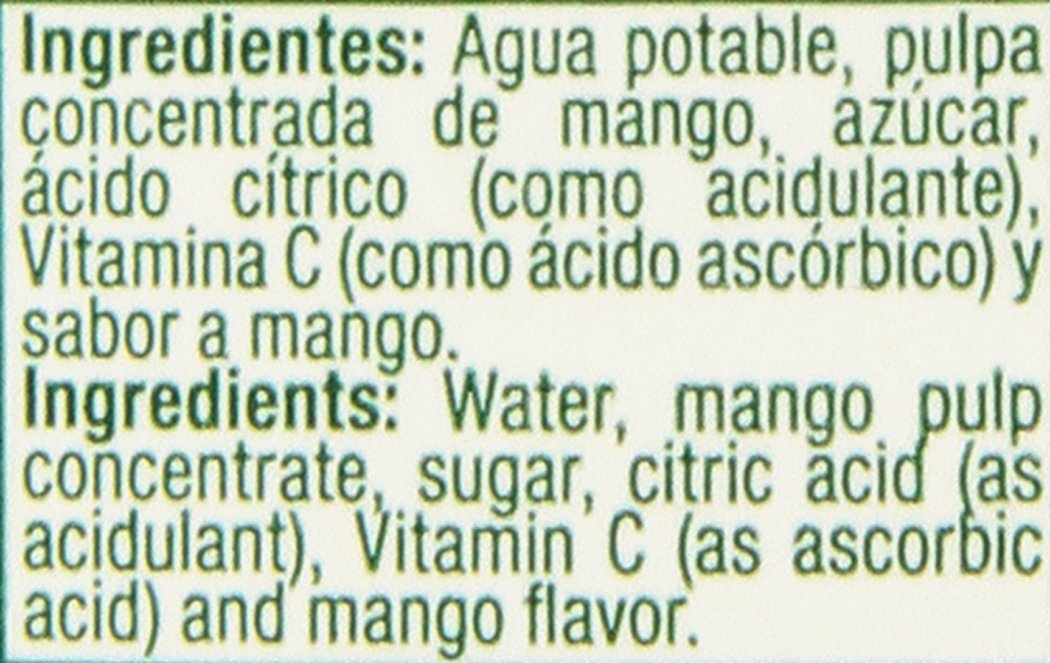 Amazon.com : Petit Mango Nectar Drink, 11.2 Ounce (Pack of 24) : Grocery & Gourmet Food