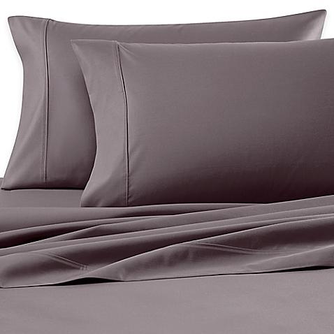 Wamsutta® 620-Thread-Count Egyptian Cotton Olympic Queen Sheet Set - BedBathandBeyond.com
