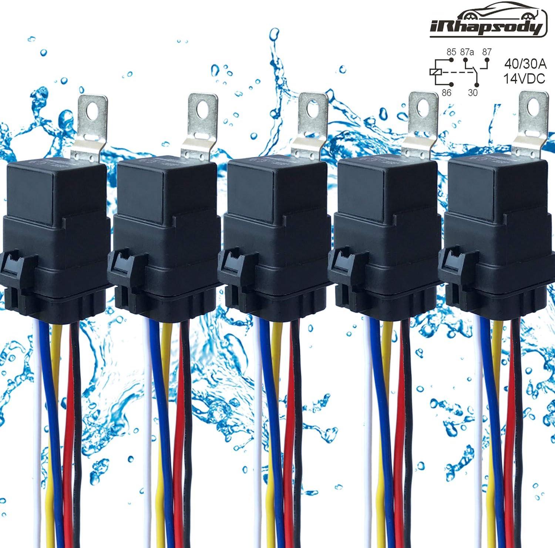 71pP9VyWdjL._AC._SR360460 amazon com relays switches & relays automotive power train