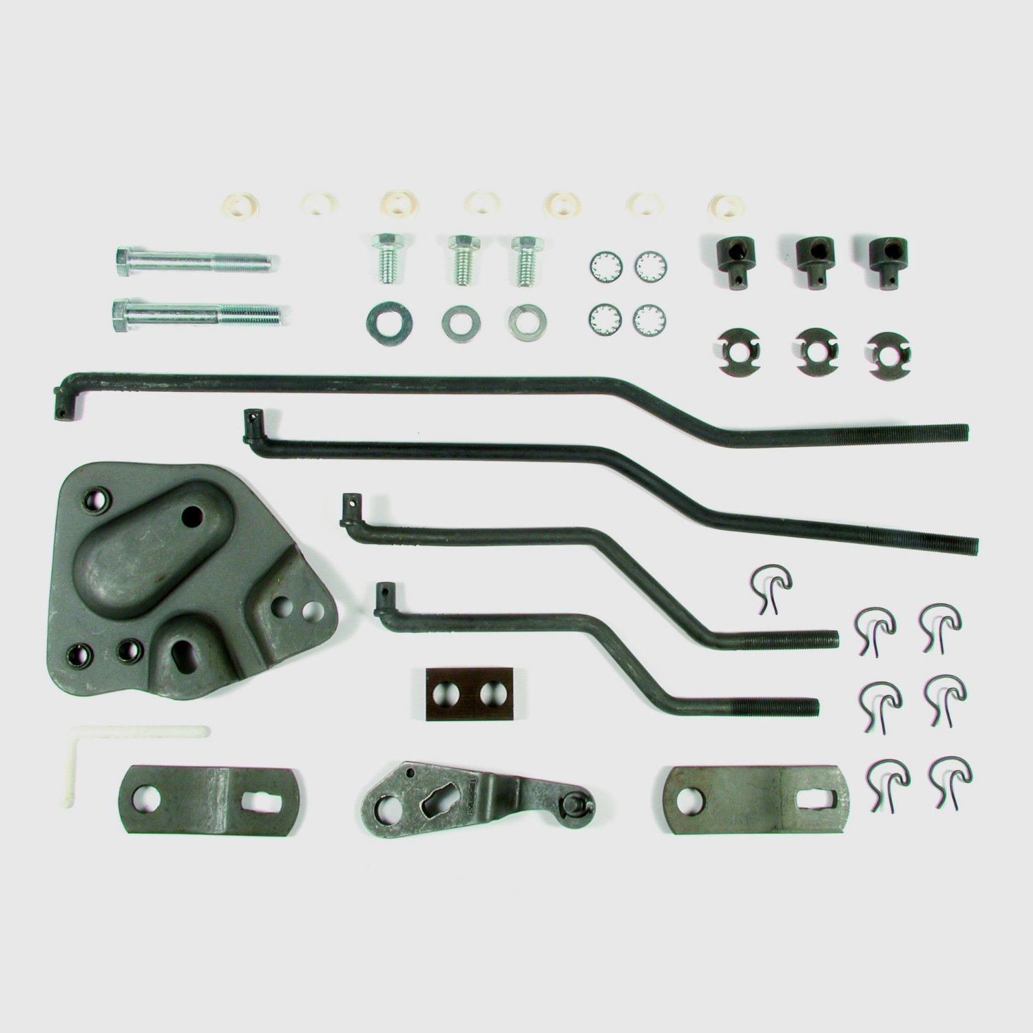 Hurst 3738611 Competition//Plus Manual Shifter Installation Kit