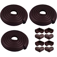 Lifestyle-You® Combo Pack of Child Safety Strip Cushion & Corner Guards for Baby Safety Child Proofing