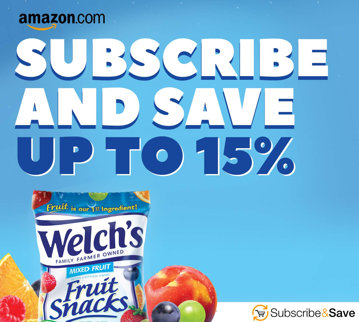 Welch's Mixed Fruit Snacks, 0.9 Ounce (40 Count) by Welch's (Image #7)