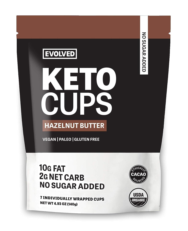 Keto Cups, Hazelnut Image