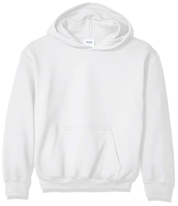 Gildan Kids' Hooded Youth Sweatshirt by Gildan