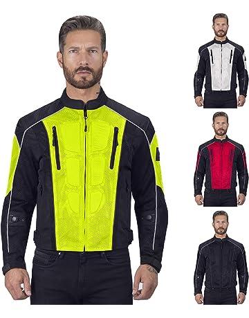67e7c8507fc Viking Cycle Warlock Mesh Motorcycle Jacket for Men