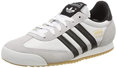 adidas Originals DRAGON OG Blanc Chaussures Baskets basses