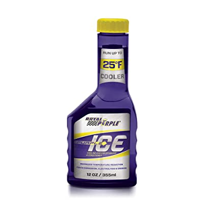 Royal Purple ROY01600 PURPLE ICE SUPER COOLANT, 12 oz, 1 Pack: Automotive