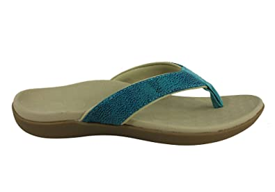 133adc968496e4 Scholl Orthaheel Sonoma II Womens Comfortable Supportive Thongs ...