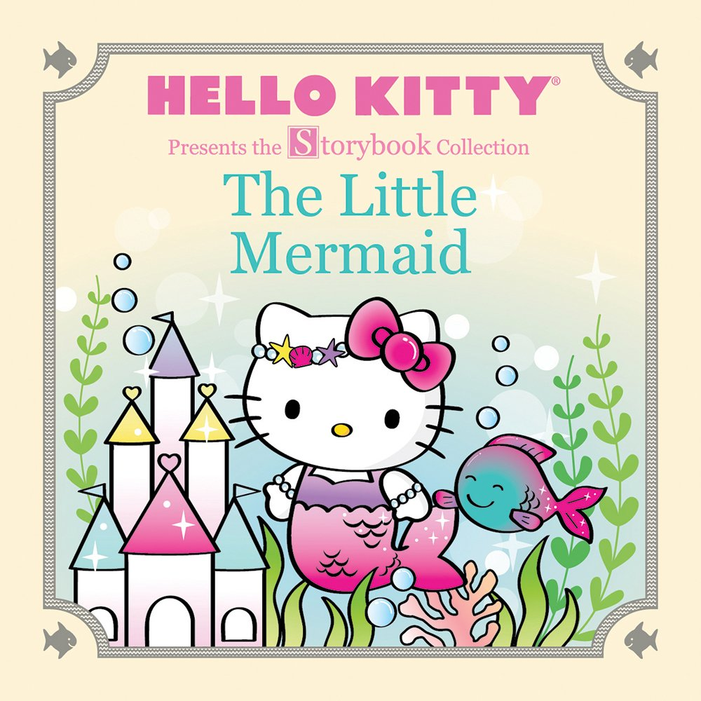 Amazon.com: Hello Kitty Presents the Storybook Collection: The Little  Mermaid (Hello Kitty Storybook) (9781419718250): LTD. Sanrio Company: Books