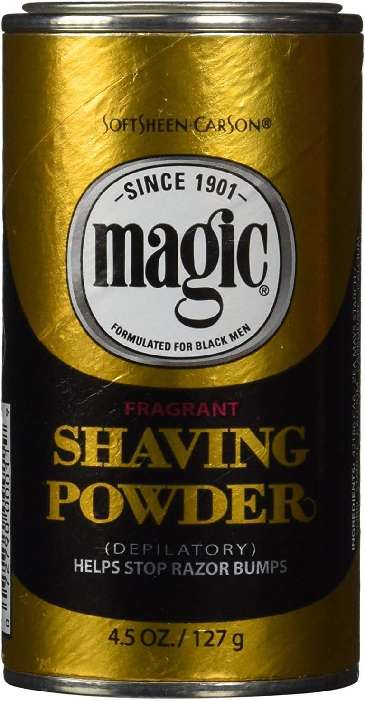 Magic Shave Shaving Powder Gold-5 oz, 3 pk