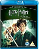 Harry Potter and the Chamber of Secrets [Blu-ray] [2002] [Region Free]