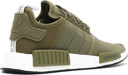 adidas NMD R1 'Olive Cargo' BY2504 Size 44.6666666666667