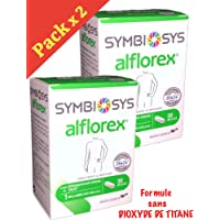 BIOCODEX - Alflorex Symbiosys - Bifidobacterium infantis - Lot de 2 boites de 30 gélules