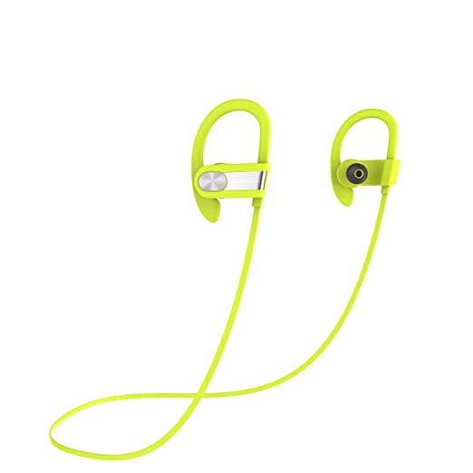 52 opinioni per Cuffie Bluetooth, Honstek H9 auricolare senza fili con microfono, Bluetooth 4.1