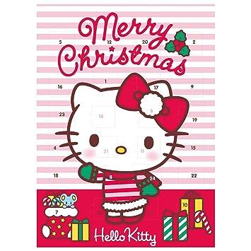 Windel Weihnachtskalender.Amazon Com Windel Germany Hello Kitty Chocolate Advent Calendar