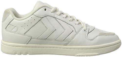 Hummel Pernfors Power Play, Sneakers Basses Mixte Adulte, (White), 42 EU