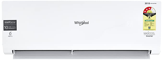 Whirlpool 0.8 Ton 3 Star Inverter Split AC (Copper, 0.8T MagiCool 3S COPR, White)